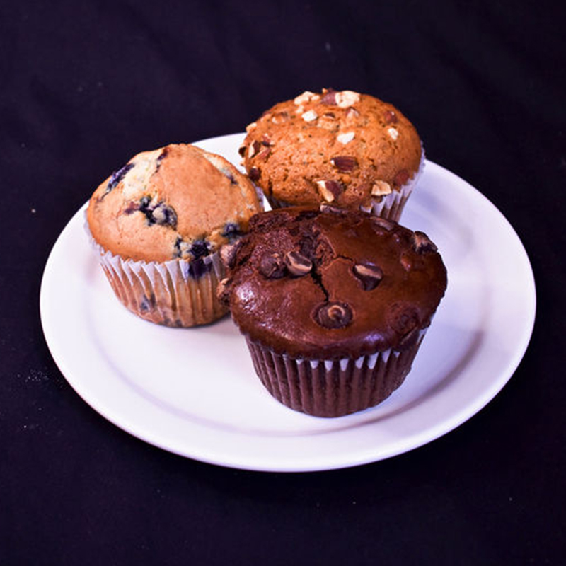 Hope's muffins